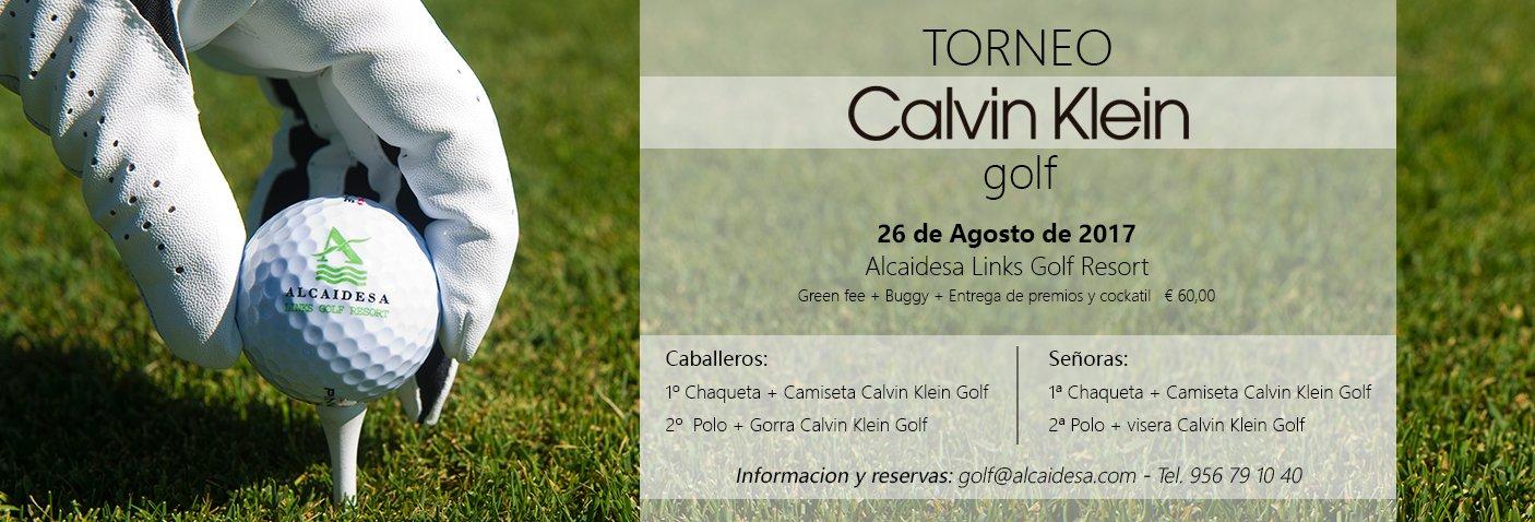 Imagen de: Torneo Calvin Klein - Alcaidesa Links Golf Resort | Campos de golf con  vistas al mar, Gibraltar, África en el área de Sotogrande.