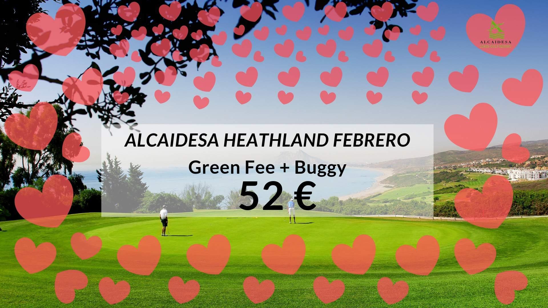 Imagen de Promo Febrero Heathland
