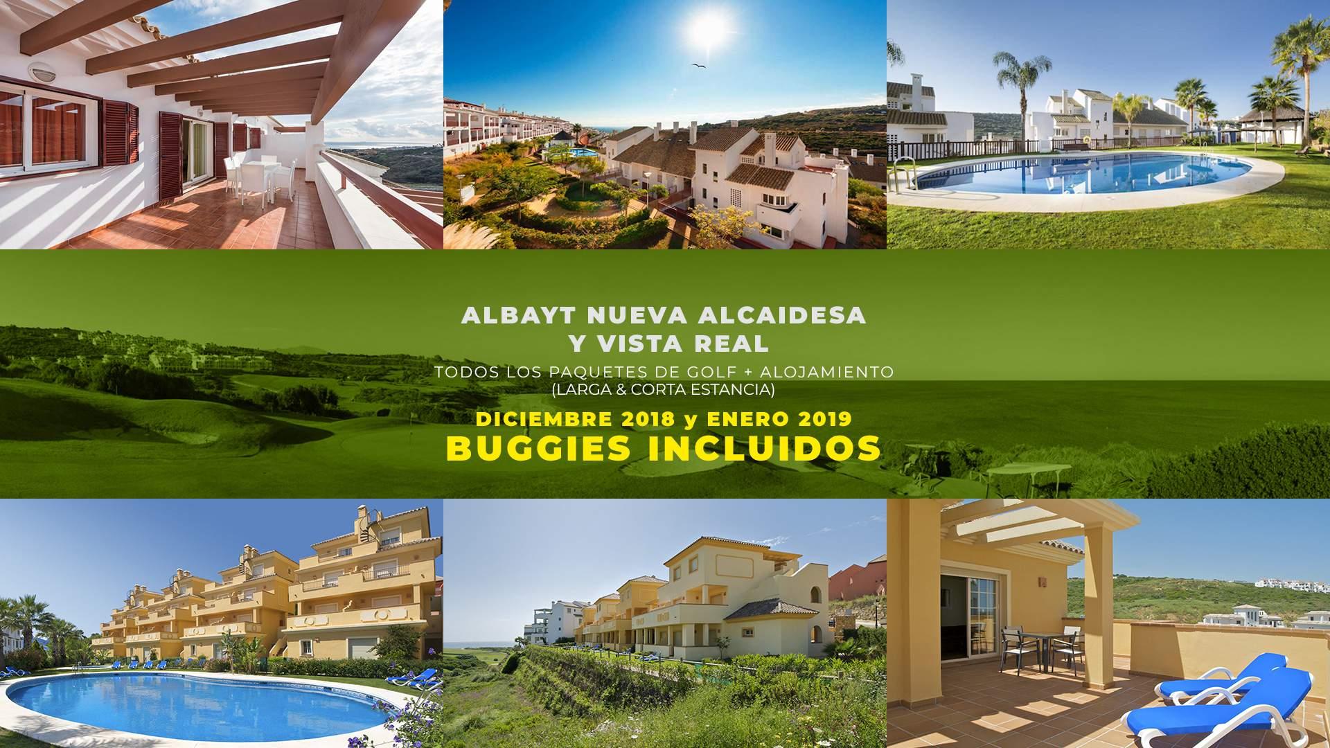 Imagen de Promo alojamiento Vista Real y Albait Nueva Alcaidesa