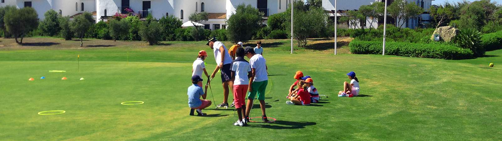 Imagen de Escuela de Golf | Alcaidesa Links Golf Resort