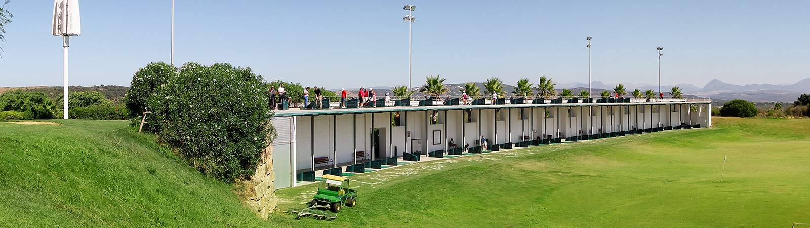 Image: Practice Facilities | Alcaidesa Links Golf Resort