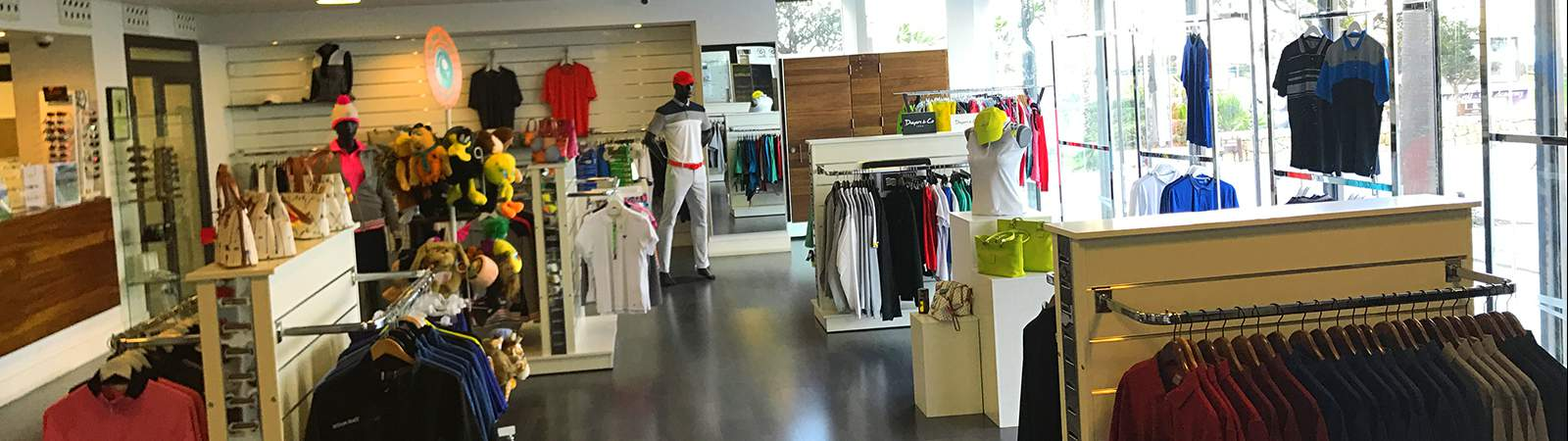 Image: Proshop | Alcaidesa Links Golf Resort