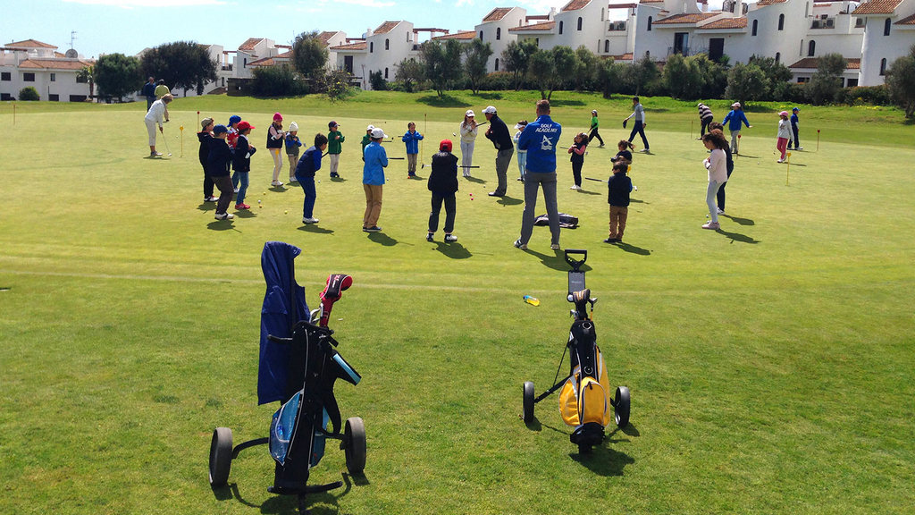Alcaidesa Golf - Summer Camp