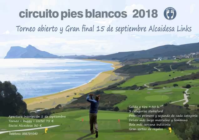 Imagen de Circuito Pies Blancos | Alcaidesa Links Golf Resort