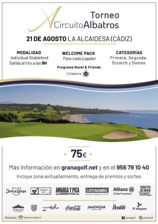 Image: CIRUITO ALBATROS TOURNAMENT   Alcaidesa Links Golf Resort