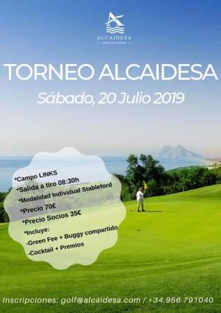 Imagen de TORNEO ALCAIDESA LINKS GOLF RESORT 2019 | Alcaidesa Links Golf Resort