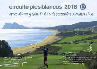 Circuito Pies Blancos - Alcaidesa Links Golf Resort
