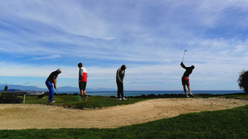 THE MOST FREQUENT INJURIES IN THE GOLF - Alcaidesa Links Golf Resort