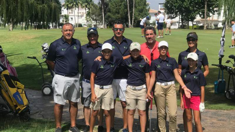 Championship of Spain Interclubes Infantile REALE 2018 - Alcaidesa Links Golf Resort