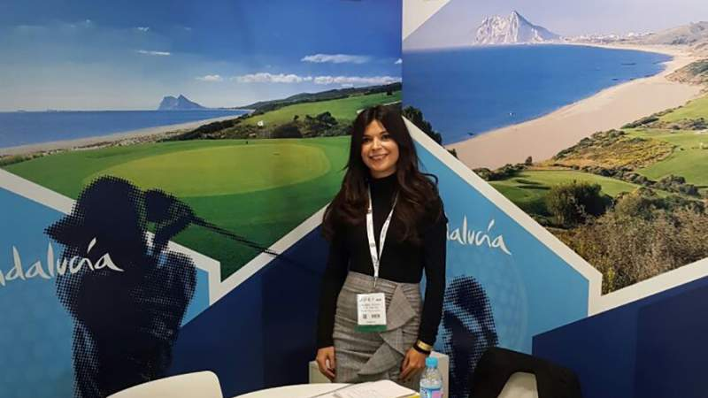 The European Fund has benefited Alcaidesa Golf for its attendance at tourism fairs in the sector. - Alcaidesa Links Golf Resort