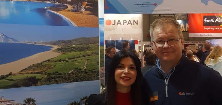 MATKA NORDIC TRAVEL FAIR 2019 - Alcaidesa Links Golf Resort