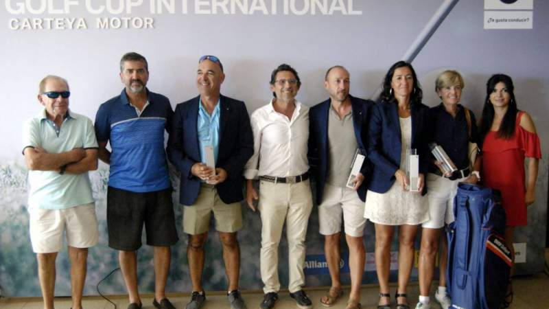 XXX BMW GOLF CUP INTERNATIONAL 2018 - Alcaidesa Links Golf Resort