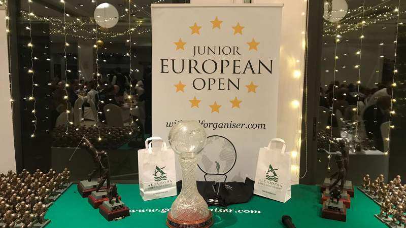 FINAL JUNIOR EUROPEAN OPEN 2018 - Alcaidesa Links Golf Resort