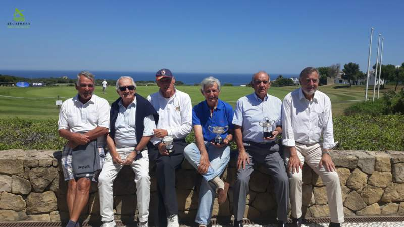 Circuit of Spain Master Senior Ping  - Alcaidesa Links Golf Resort
