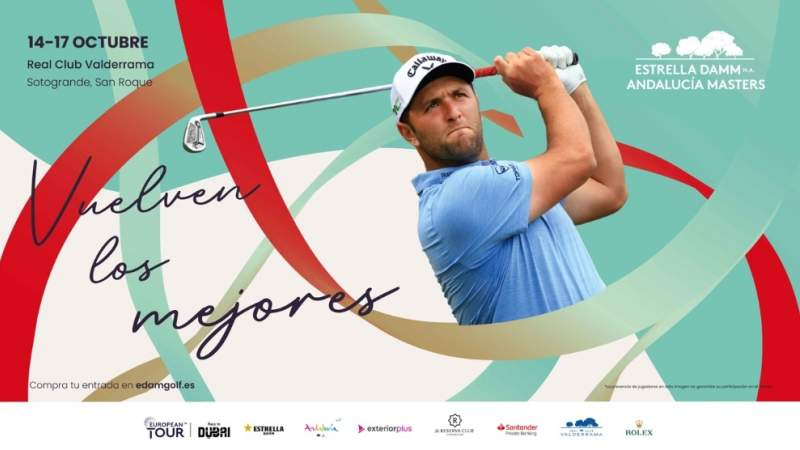 Estrella Damm Andalucía Masters de Golf 2021 - Alcaidesa Links Golf Resort