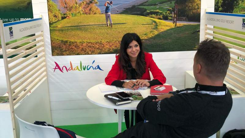THE EUROPEAN FUND BENEFITS ALCAIDESA GOLF FOR IGTM 2018 - Alcaidesa Links Golf Resort