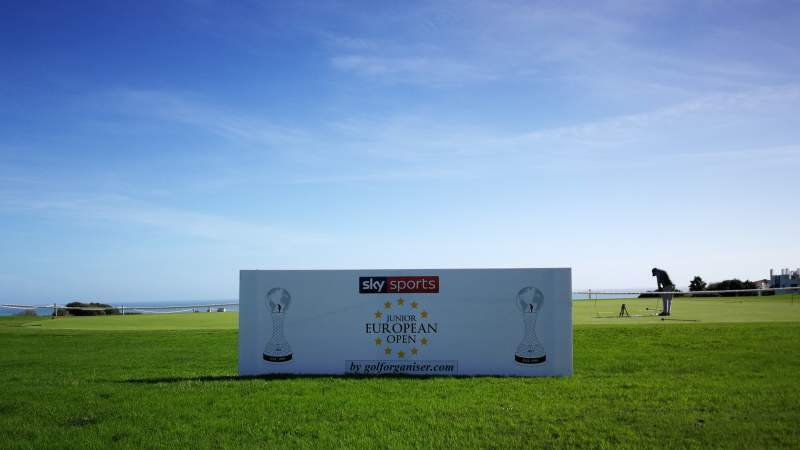 JUNIOR EUROPEAN OPEN 2019 - Alcaidesa Links Golf Resort