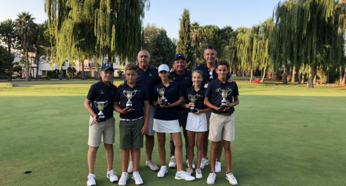 DOUBLE VICTORY FOR THE ALCAIDESA GOLF ACADEMY - Alcaidesa Links Golf Resort