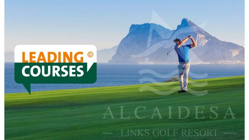 Alcaidesa Links Golf Resort in the 10 Best Spanish Golf Resorts with 36+ Holes for Leading Courses - Alcaidesa Links Golf Resort
