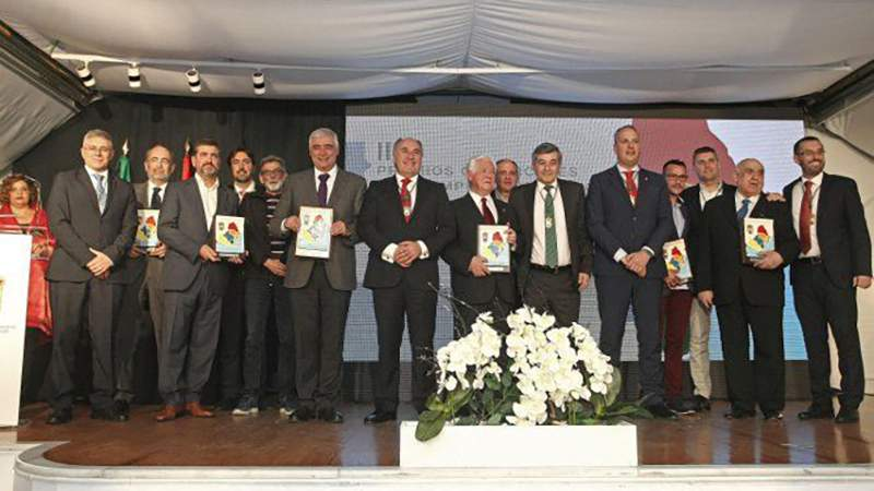 Alcaidesa was awarded by the Commonwealth of Municipalities of Campo de Gibraltar. - Alcaidesa Links Golf Resort