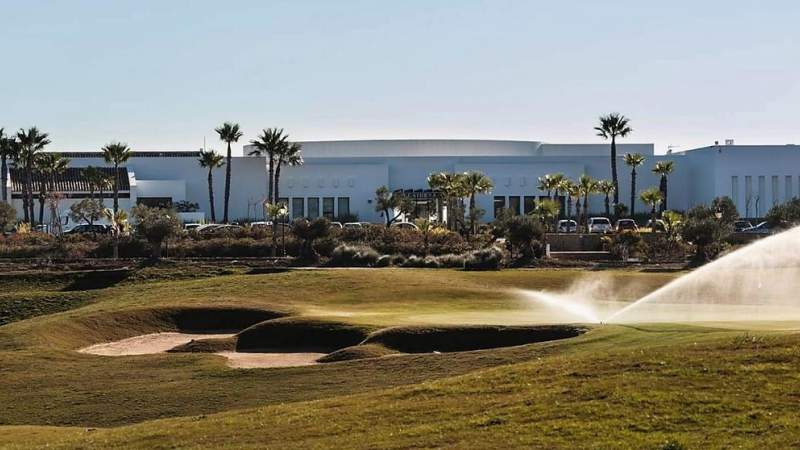 Alcaidesa with the Environment: IRRIGATION WITH WATER RECYCLED IN OUR GOLF COURSES. - Alcaidesa Links Golf Resort