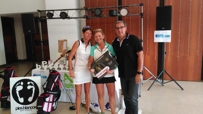 Pies Blancos Circuit Great Final 2018 at Alcaidesa Golf - Alcaidesa Links Golf Resort