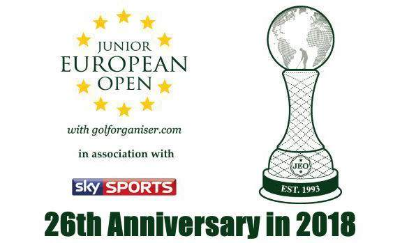 JUNIOR EUROPEAN OPEN 2018 - Alcaidesa Links Golf Resort
