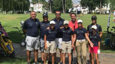 Image: Championship of Spain Interclubes Infantile REALE 2018 | Alcaidesa Links Golf Resort