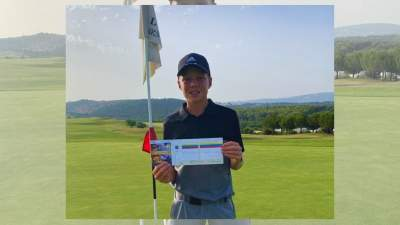 Imagen de Sebastian Desoisa, una estrella en Alcaidesa!! | Alcaidesa Links Golf Resort