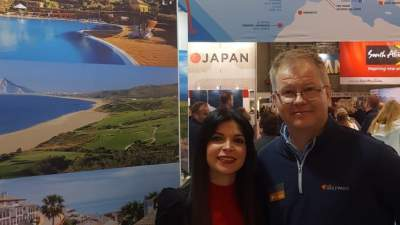 Imagen de Matka Nordic Travel Fair 2019 | Alcaidesa Links Golf Resort