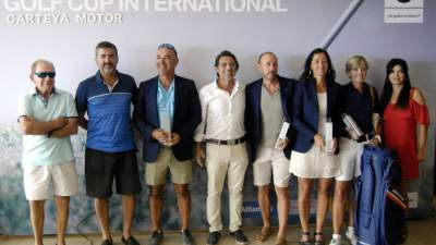 Image: XXX BMW GOLF CUP INTERNATIONAL 2018 | Alcaidesa Links Golf Resort