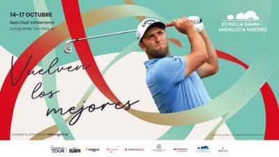 Imagen de Estrella Damm Andalucía Masters de Golf 2021   Alcaidesa Links Golf Resort