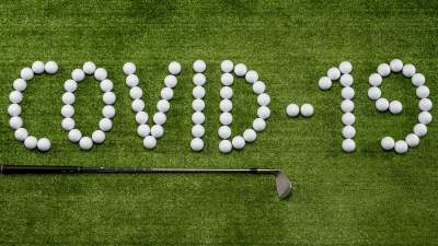 Image: Guidelines for the safe practice of recreational golf (Covid-19)   Alcaidesa Links Golf Resort