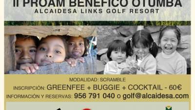 Imagen de II PROAM BENÉFICO OTUMBA | Alcaidesa Links Golf Resort