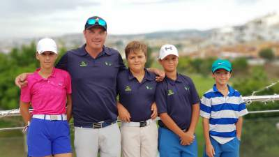 Image: INTERCLUB CHAMPIONSHIP OF ANDALUSIAN INAFANTILE AND CADETES 2018 | Alcaidesa Links Golf Resort