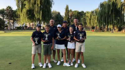 Image: DOUBLE VICTORY FOR THE ALCAIDESA GOLF ACADEMY | Alcaidesa Links Golf Resort