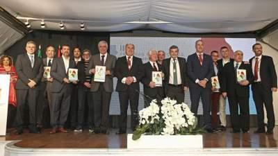 Imagen de Alcaidesa es galardonada por la Mancomunidad de Municipios del Campo de Gibraltar. | Alcaidesa Links Golf Resort