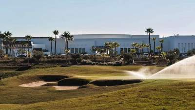 Image: Alcaidesa with the Environment: IRRIGATION WITH WATER RECYCLED IN OUR GOLF COURSES. | Alcaidesa Links Golf Resort
