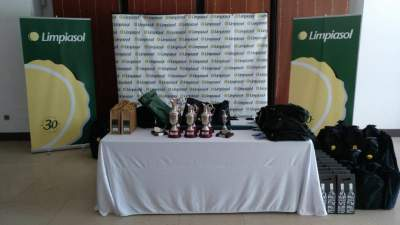 Image: LIMPIASOL TOURNAMENT | Alcaidesa Links Golf Resort