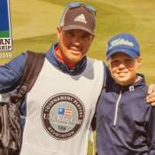Imagen: Sebastian Desoisa gana en el European Championship U.S. Kids Golf | Alcaidesa Links Golf Resort