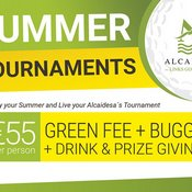 Image of Summer Tournaments | Alcaidesa Links Golf Resort