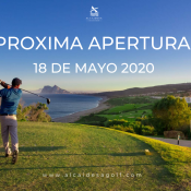 Image of ALCAIDESA LINKS GOLF RESORT WILL BE OPENED NEXT 18TH OF MAY AGAIN | Alcaidesa Links Golf Resort