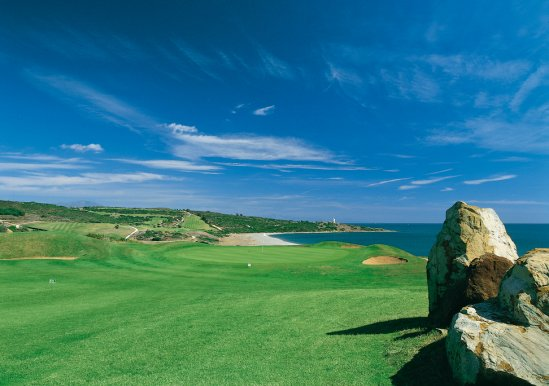 Image of: Seasonal Membership - Alcaidesa Links Golf Resort, A golf club with views to the sea, Gibraltar, Africa, in the area of Sotogrande