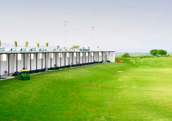 Image of: Practice facilities - Alcaidesa Links Golf Resort | A golf club with views to the sea, Gibraltar, Africa, in the area of Sotogrande